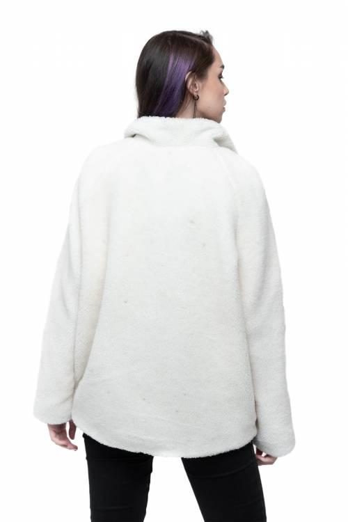 """Пальто """"SHORT BARREL"""" из овечьей шерсти"""