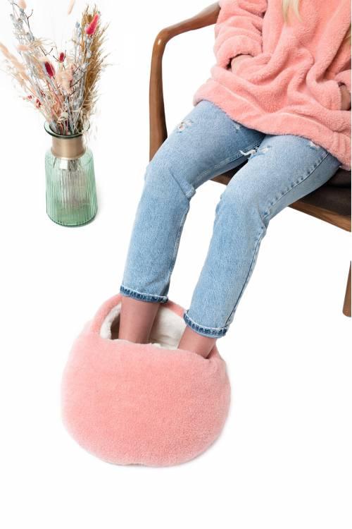 Грелка Foot Warmer, цвет Лосось