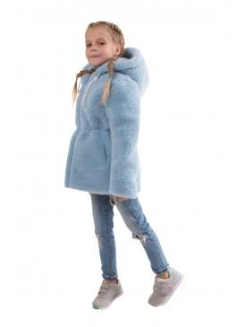"""Экошубка детская (цвет """"Голубой"""" Размер 122, 134)"""