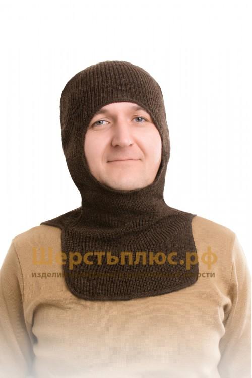Балаклава-шлем (подшлемник) из верблюжьей шерсти