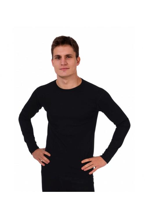 Фуфайка (термо) мужская (58-60) двухслойная (меринос + кофейное волокно)